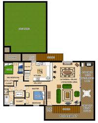 Chalet Bungalow Floor Plans by The Chalet On Toledo Bend Lake