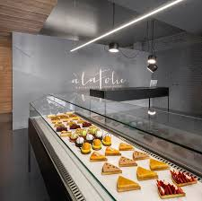 pastry kitchen design design of a pastry shop storefront beautiful interiors