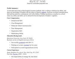 teacher resume examples sample resignation letter with