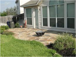 backyards enchanting flagstone backyard diy flagstone backyard