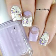 how to make pink 3d acrylic roses cute glitter nails kawaii