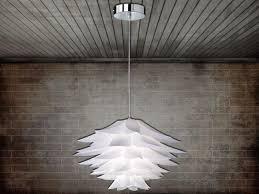 hängeleuchte schlafzimmer pendelleuchte chrom weiß beleuchtung hängele schlafzimmer le