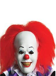 killer clown mask killer clown mask funidelia