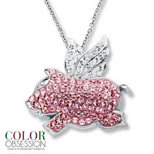 kay jewelers charmed memories kay color obsession necklace swarovski elements sterling silver