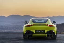aston martin car designs u2013 aston martin vantage długo oczekiwany debiut w auto motor i sport