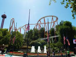 Six Flags Magic Mountain by A Midsummer Days Six Flags Magic Mountain Update