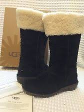 ugg womens karyn boot ugg australia zip suede mid calf boots for ebay