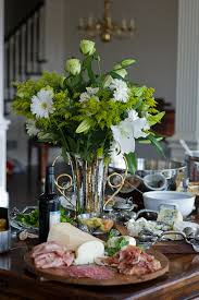 Flower Table L Flower Arranging With Fresh Flowers Cristina Ferrare