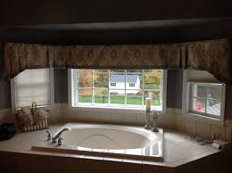 Bay Window Valance Tailored Bay Window Valance Window Wear Etc