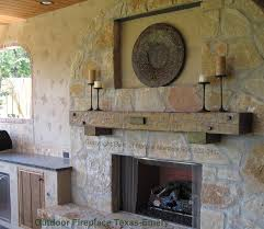 outdoor fireplace mantels outdoor furniture design and ideas