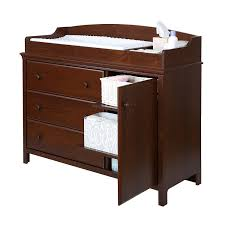 Changing Table Or Dresser South Shore Cotton Changing Table With