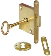 national cabinet lock key restorers classic brass non mortise lock furniture hardware and