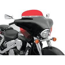victory motorcycle batwing fairing windshield and mount kit