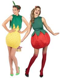 costumes for adults strawberry pineapple couples costumes adults couples costumes