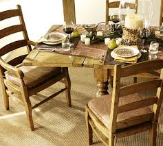Pine Dining Room Furniture Pottery Barn - Pine dining room sets