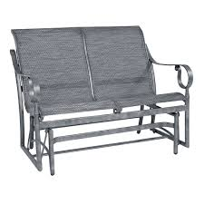 Black And White Patio Cushions by Loveseat Outdoor Wicker Glider Loveseat White Outdoor Loveseat