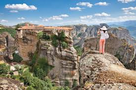 most best popular best most beautiful landscapes in europe meteora copyright