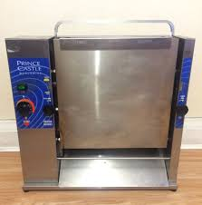 Catering Toasters Secondhand Catering Equipment Toasters Prince Castle Bun Toaster