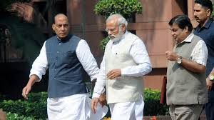 Cabinet Of Narendra Modi Upset Modi Tells Truant Bjp Mps To Attend Parliament India News