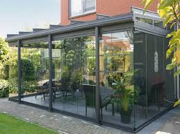 glass walls modern enclosed patio with glass walls outdoor enclosed patio