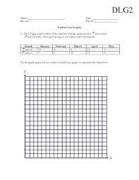 line graph worksheets middle worksheets