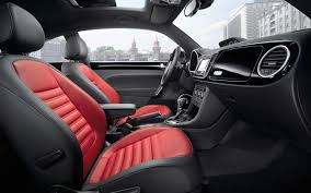 volkswagen new beetle interior production of 2012 volkswagen new beetle starts in mexico