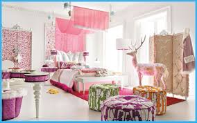 Pink Bedroom Ideas Minimalist Pink Bedroom Ideas For Teenage Girls With Medium Sized