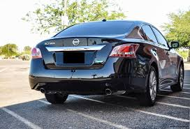 nissan altima 2016 trunk space 2013 nissan altima sl review rnr automotive blog