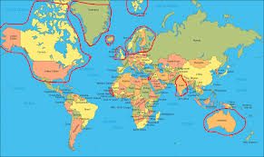 Countries Of South America Map South America Map Countries Roundtripticket Me