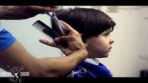 salon dodo fade haircut boys 2016 hd youtube