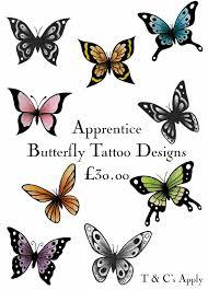 butterfly designs daisyatsecretink