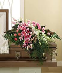 casket spray in honor casket spray at from you flowers