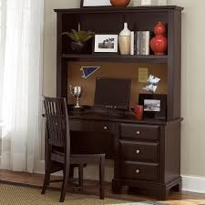 Cherry Wood Computer Desk With Hutch Keeping The Comfy Space Of Computer Desk With Hutch Shaadiinvite