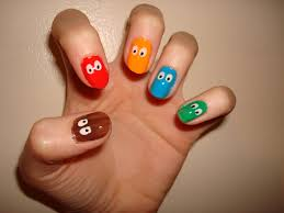 crazy nail art designs gallery european standards of manicure