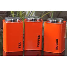 square kitchen canisters metal kitchen canisters jars you ll wayfair