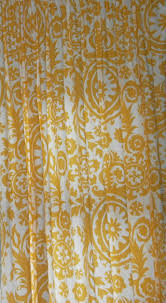 Outdoor Curtain Fabric by Curtains Impressive Yellow Shower Curtain Photos Ideas Outdoor