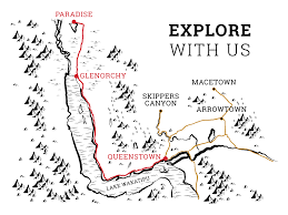 Lord Of The Rings Map Glenorchy Lord Of The Rings Locations Tour From Queenstown Nomad