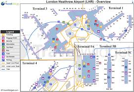 Hong Kong Airport Floor Plan by Heathrow Airport Map Heathrow Map England