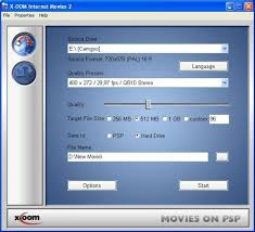 x oom movies on psp download