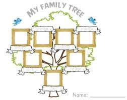 family tree by wise owl worksheets teachers pay teachers