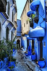 Morocco Blue City by Sylvia Author At Saharaway Morocco Tours