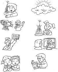 imagenes para colorear y escribir oraciones manualidades 5 6
