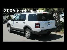 2005 ford explorer advancetrac light white 2006 ford explorer advancetrac rsc 3rd row seating
