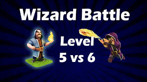 clash of clans wizard 6 gameplay video analysis new update