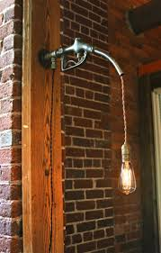 50 tips and ideas for a successful man cave decor vintage gas pump nozzle hanging lamp