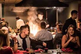 restaurant japonais cuisine devant vous kobé steakhouse restaurant japonais montréal accueil
