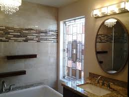 Metal Backsplash Ideas by Bathroom Sink Backsplash Ideas Bathroom Having Round Metal Long