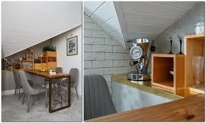 inspiring u0026 cozy naturalistic attic interior design home