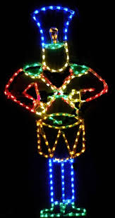 animated outdoor christmas decorations lighted outdoor decorations lighted soldier decorations soldier