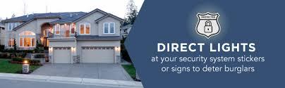 7 garage door home security tips banko overhead doors